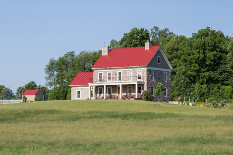 Rose Lane Farm - Bed & Breakfast - Goshen, Indiana - Exterior